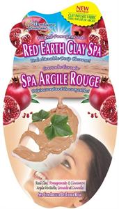 Montagne Jeunesse Red Earth Clay Tisztító Arcmaszk