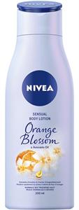 Nivea Sensual Narancsvirág és Avokádóolaj Testápoló