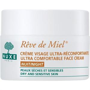 Nuxe Reve De Miel Lipidpótló Kényeztető Éjszakai Arckrém