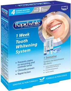 Rapid White 1 Week Tooth Whitening System