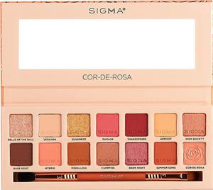 Sigma Cor-De-Rosa Palette