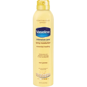 Vaseline Intensive Care Essential Healing Spray Testápoló
