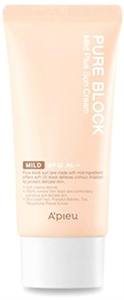 A'PIEU Pure Block Mild Plus Sun Cream SPF32 / PA++