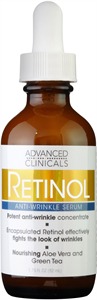 Advanced Clinicals Retinol Serum Anti-Wrinkle