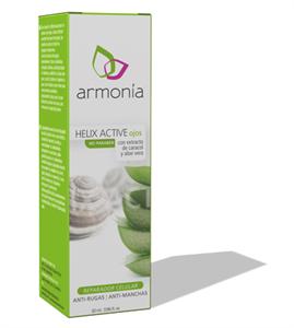 Armonia Helix Active Csiga Szemránckrém - Csigacsoda Ráncfeltöltő – Bőrfeszesítő
