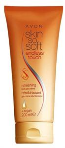 Avon Skin So Soft Frissítő Testápoló Gélkrém