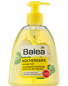 Balea Küchenseife Zitrone + Basilikum