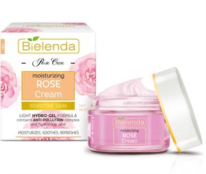 Bielenda Rose Care Hidratáló Hatású N/É Arckrém