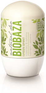 Biobaza Deo Roll-On Green Spirit