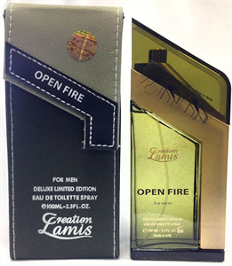 Creation Lamis Open Fire EDT