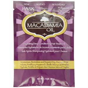 Hask Macadamia Oil Moisturising Deep Conditioner