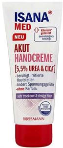 Isana Med Akut Handcreme 5,5% Urea & Cica