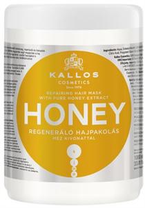 Kallos KJMN Honey Regeneráló Hajpakolás Méz Kivonattal