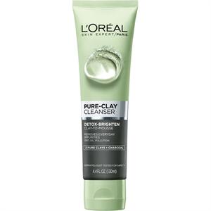 L'Oreal Paris Pure-Clay Detox & Brighten Cleanser