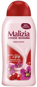 Malizia Doccia Schiuma Emolliente Tusfürdő