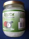 Meru Organikus Szűz Kókuszolaj