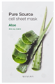 Missha Pure Source Aloe Cell Sheet Mask
