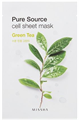 Missha Pure Source Green Tea Cell Sheet Mask