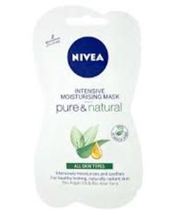 Nivea Pure Natural Intensive Moisturising  Mask