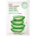 Skin Planet Daily Fresh Garden Maszk - Aloe Vera