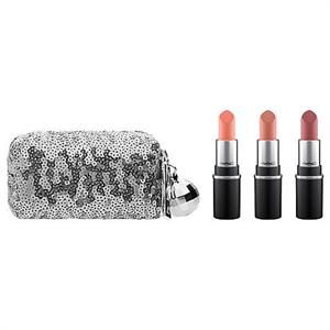 MAC Snow Ball Mini Lipstick Kit Cool
