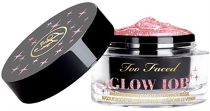 Too Faced Glow Job Glitter Peel-Off Face Mask