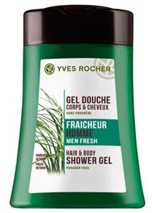 Yves Rocher Homme Hair&Body Vetiver Tusfürdő