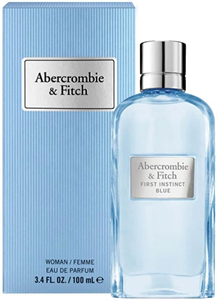 Abercrombie & Fitch First Instinct Blue For Her EDP
