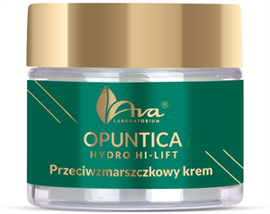 Ava Opuntica Hydro Hi-Lift Przeciwzmarszczkowy Krem