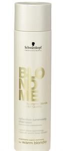 Schwarzkopf Blondme Blond Brillance Sampon Meleg Szőke Hajra