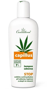 Cannaderm Capillus Seborrhea Elleni Sampon