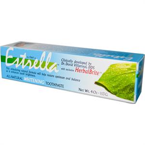 Estrella Toothpaste