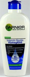 Garnier Skin Naturals Intenzív Ápolás Vízmegkötő Hidratáló Testápoló Tej