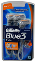 Gillette Blue3 Eldobható Borotva
