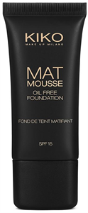 Kiko Mat Mousse Foundation