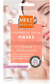 Merz Spezial Entspannung Deluxe Maske Perle & Hyaluronsäure