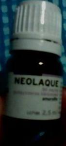 Neolaque Gyógyszeres Körömlakk