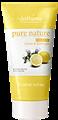 Oriflame Pure Nature Frissítő Zselés Maszk Citrommal és Szemvidítófűvel