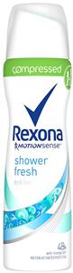 Rexona Shower Fresh Compressed Aerosol