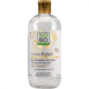 SO'BiO étic Argán Anti-Aging Micellásvíz