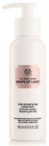 The Body Shop Drops Of Light Hámlasztó Gél