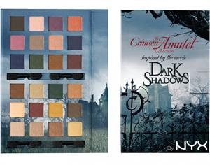 NYX The Crimson Amulet Palette