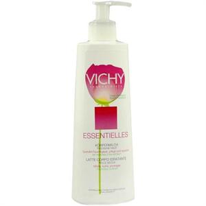 Vichy Essentielles Body Cream-Milk Dry Skin Rózsakivonattal