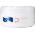 Avon Foot Works Foot Works 2-in-1 Foot Smoothing Scrub & Soak