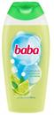 Baba Frissítő Tusfürdő Zöldcitrom és Menta