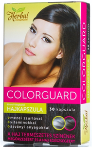 Innopharm Herbal Colorguard Hajkapszula