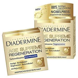 Diadermine Age Supreme Regeneration Nappali Krém