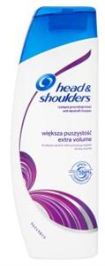 Head & Shoulders Extra Volume Korpásodás Elleni Sampon