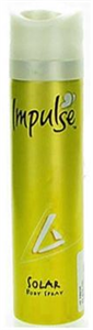Impulse Solar Body Spray