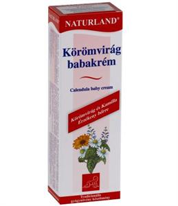 Naturland Körömvirág Babakrém